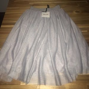 NWT Small tulle skirt Agnes & Dora